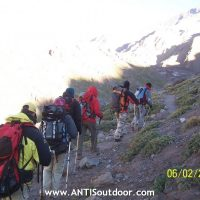 Trekking al aconcagua