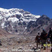 trekking a plaza de mulas aconcagua