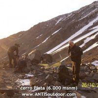 expediciones guiadas al cerro plata