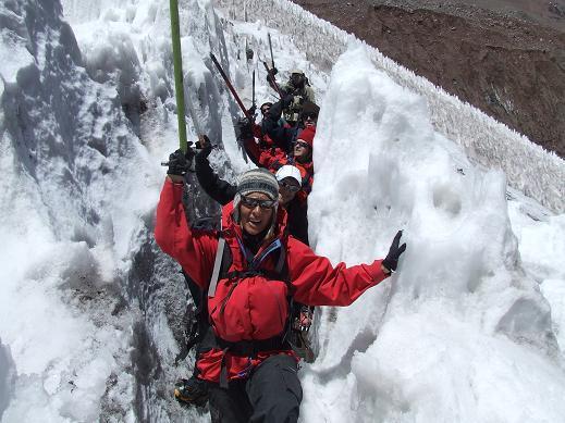 Parque Aconcagua. Conoce de cerca la montaña más alta de Occidente.