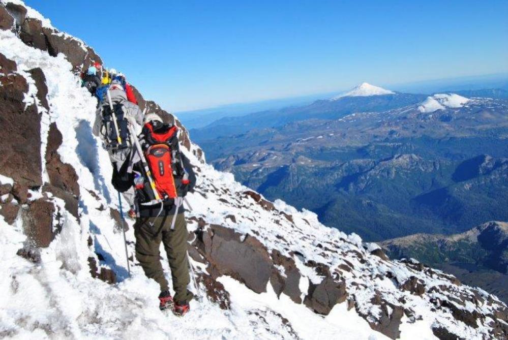 Volcanes de Patagonia