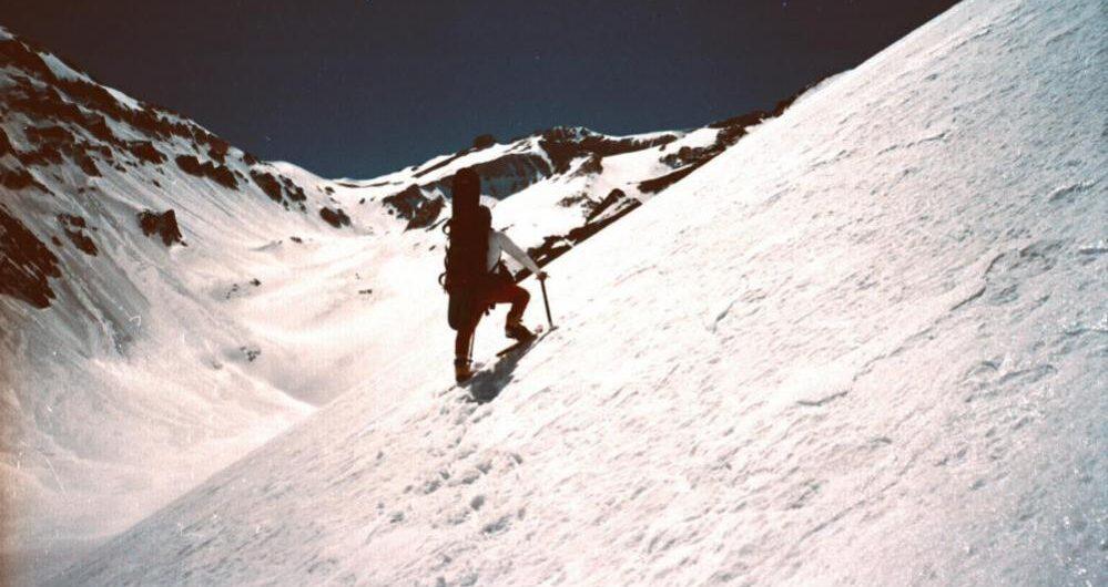 cerro Las Leñas, Andes del sur de Mendoza