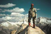 Cumbre en el Urus (5.495 msnm) Cordillera Blanca del Perú