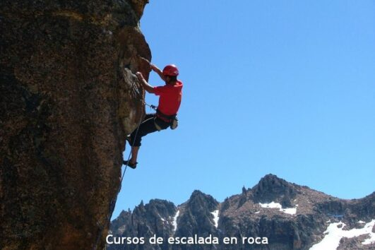 Curso escalada en roca