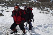 Stepanek y Adolfo Calle. Somos ANTIS Outdoor los especialistas en montañismo en Mendoza