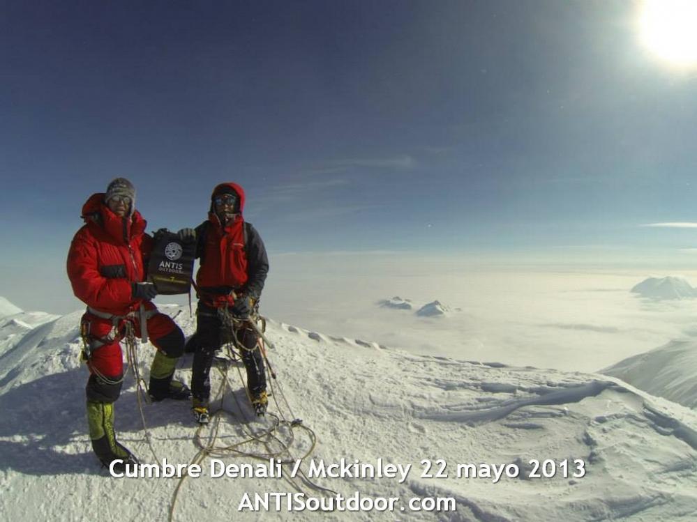 Denali, expediciones a las Siete Cumbres