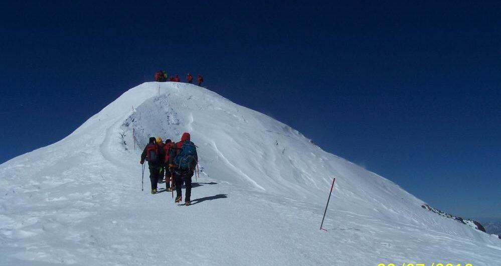 Elbrus, la montaña más alta de Europa