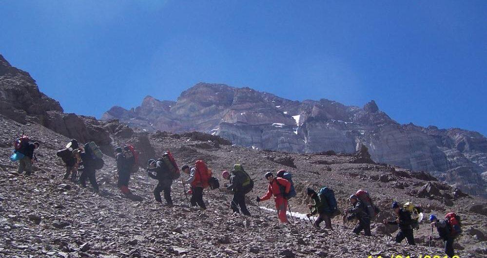 Súmate a nuestras fechas de expediciones al Aconcagua