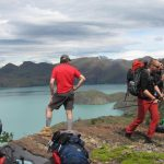La montaña. Trekking patagonia