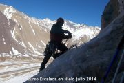Cursos de Hielo y montañismo invernal