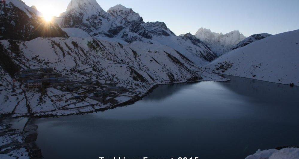 Trekking del Everest