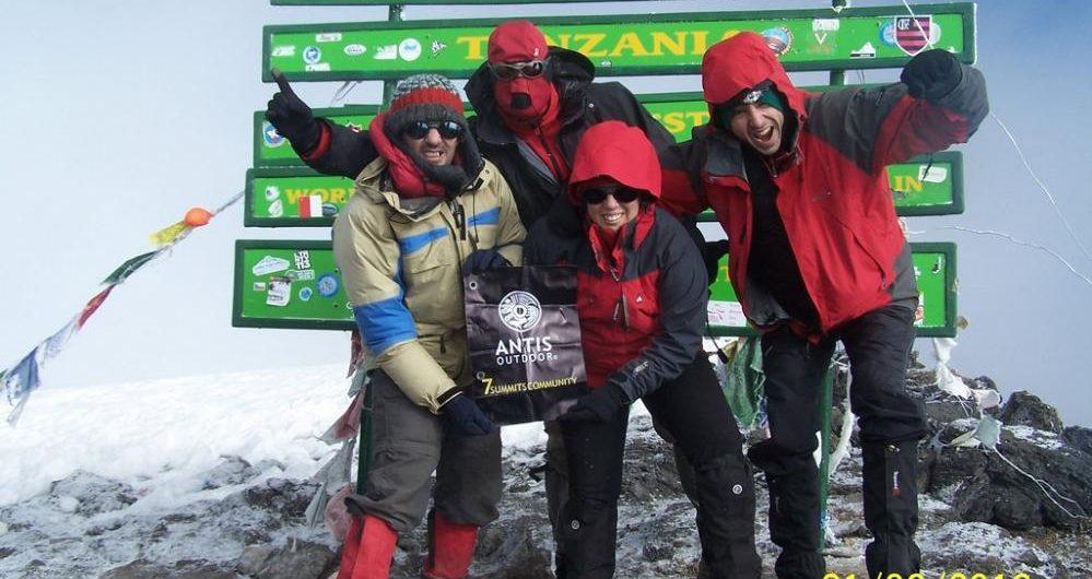 Kilimanjaro, una de las Siete Cumbres