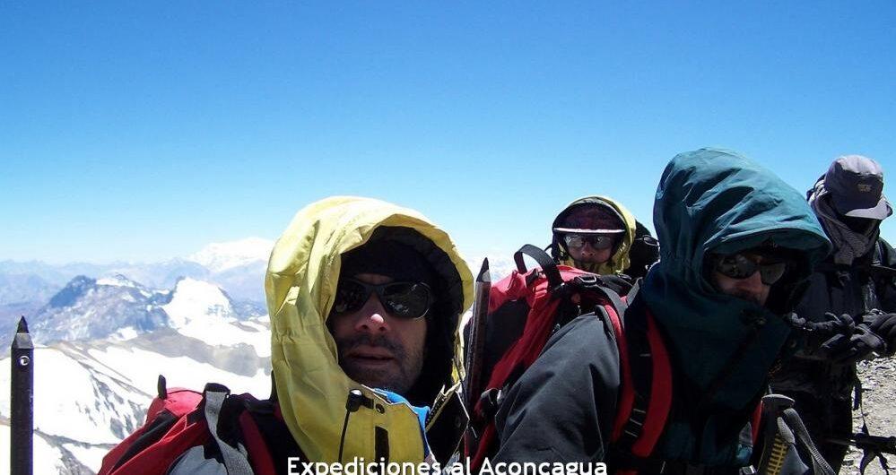 cerro Aconcagua, Siete Cumbres