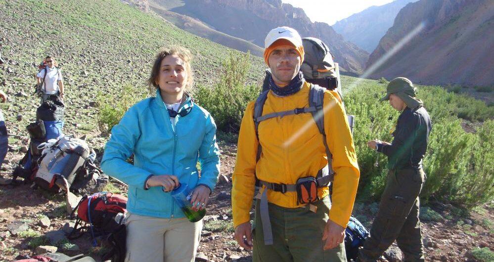 Iniciación al montañismo