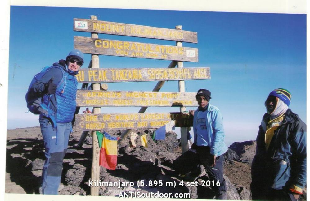 El sueño del Kilimanjaro