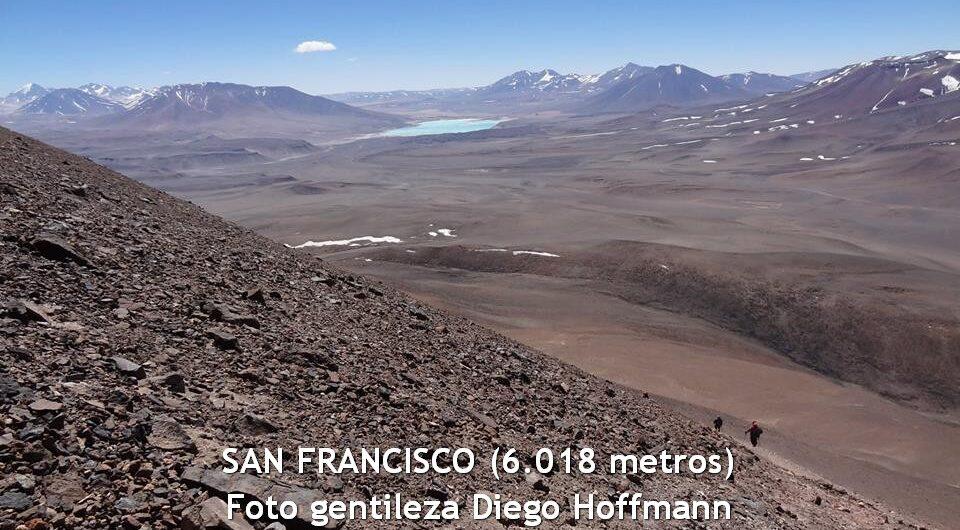 volcanes de Catamarca. San Francisco