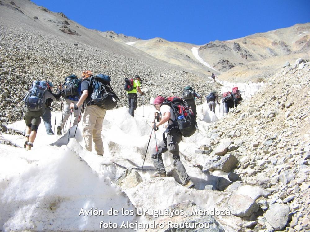 Trekkings en Mendoza