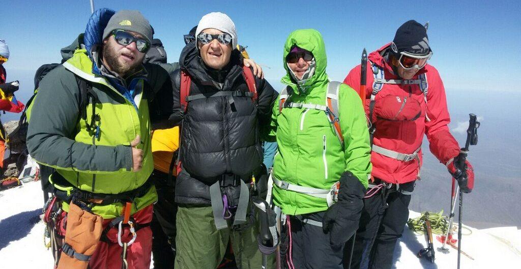 Elbrus 7 de setiembre