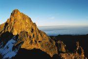 Mt Kenia