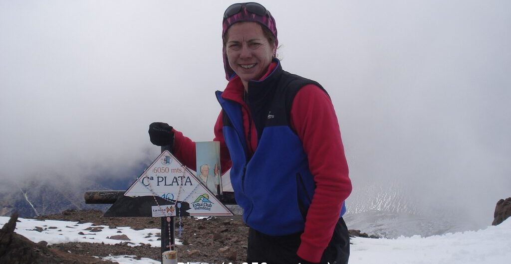 cerro Plata en febrero y marzo