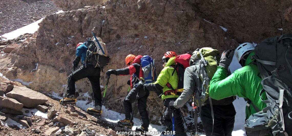 Aconcagua Andino
