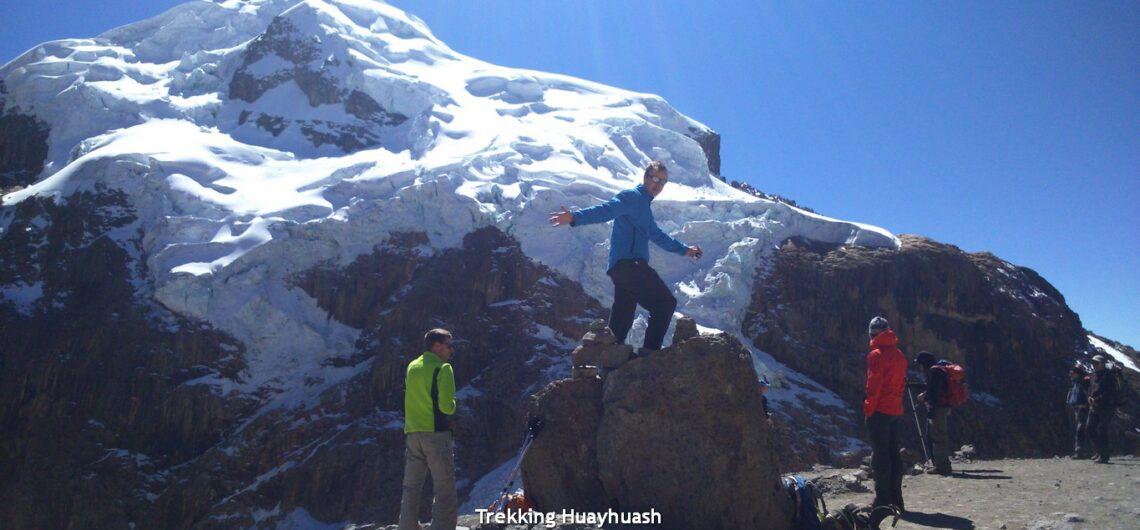 trekking Huayhuash Perú
