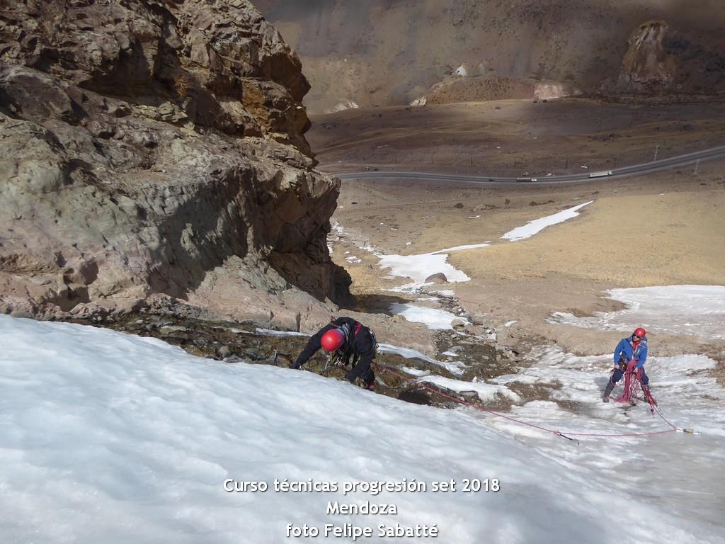 cursos en montaña