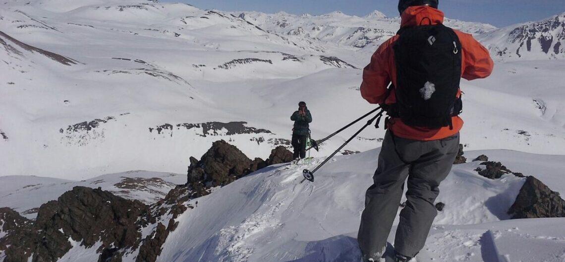 Heliski en Los Andes