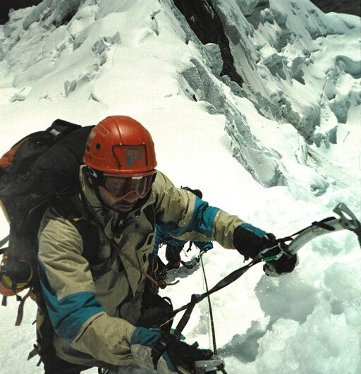 Nevado Tocllaraju del Perú