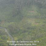 Pirámide de Carstensz en 2021