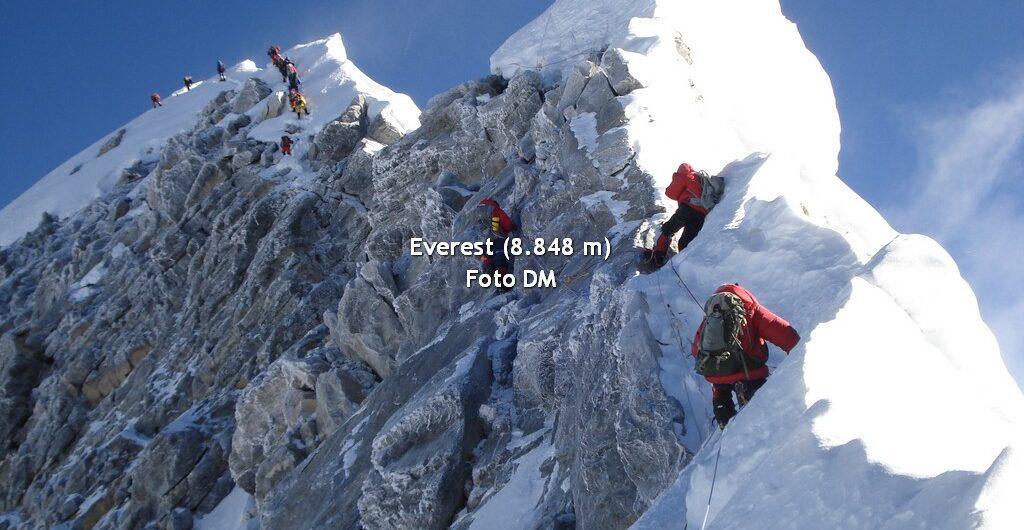 Expedición Everest