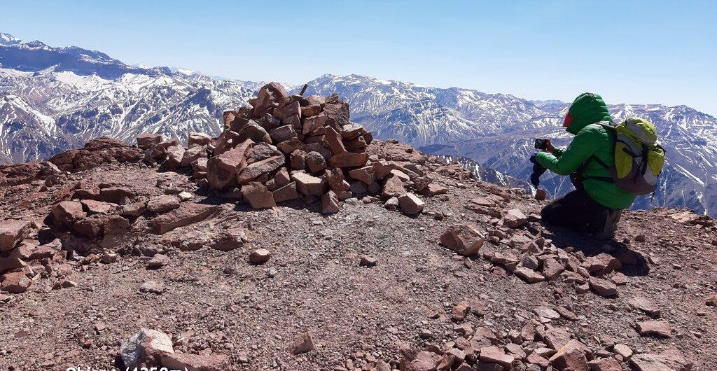 2 cumbres de 4000 metros