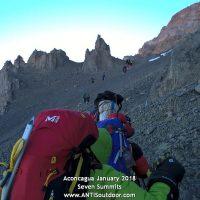 Guias de montaña en Aconcagua