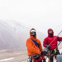 curso para aprender a escalar en hielo
