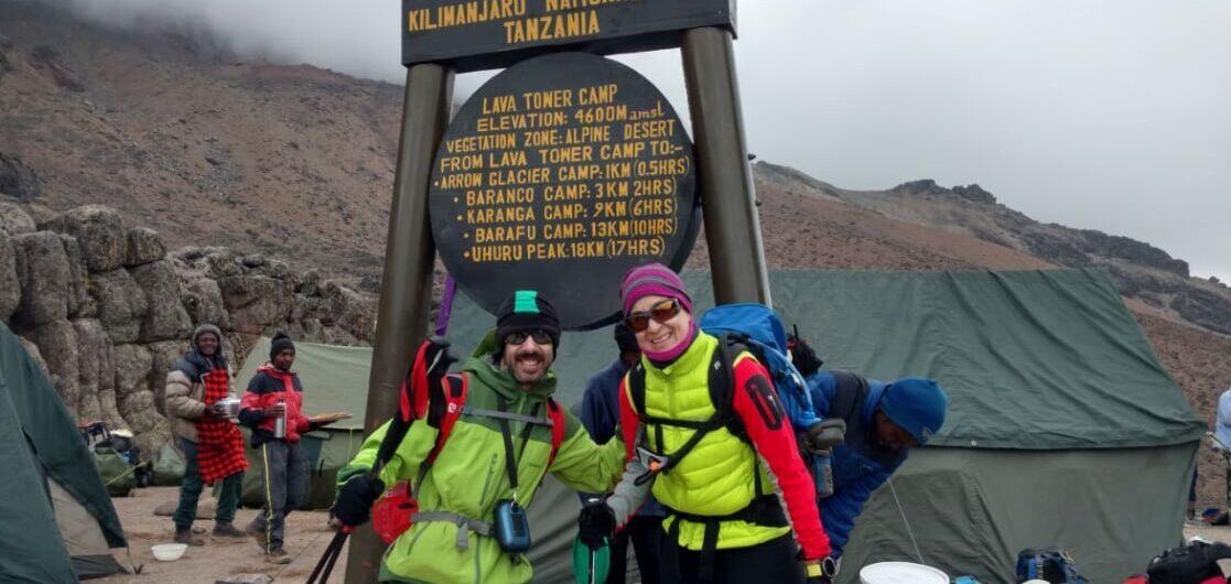 ascensos a la cumbre del kilimanjaro