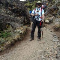 ascenso a kilimanjaro parte de las 7 cumbres