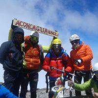 Expedicion a Aconcagua una de las 7 cumbres