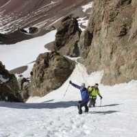 curso iniciacion al trekking