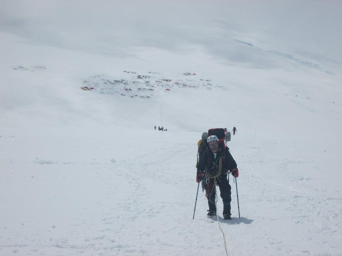 Curso de preparación para 7 Cumbres