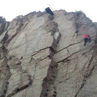 curso de escalada en roca