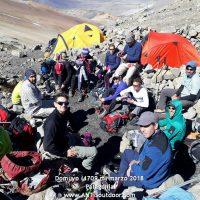 montañismo en la patagonia