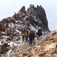iniciacion al montañismo