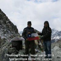 trekking campo base everest