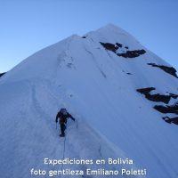 Especialistas en montañismo de sudamerica