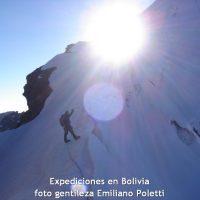 guias de montaña en bolivia