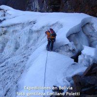 Grupos guiados a las montañas de Bolivia