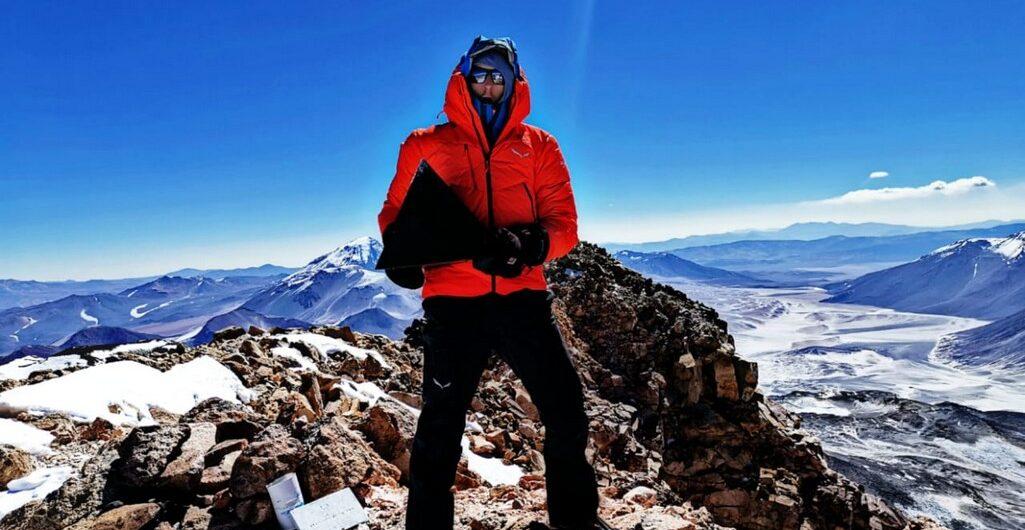 Sube los volcanes más altos del planeta