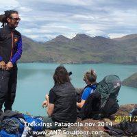 Trekking patagonia sur