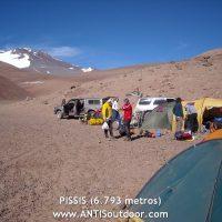 montañismo en argentina y chile