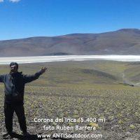 Trekking Corona del Inca
